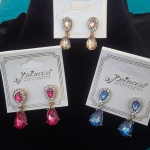 Earrings Asst Colors
